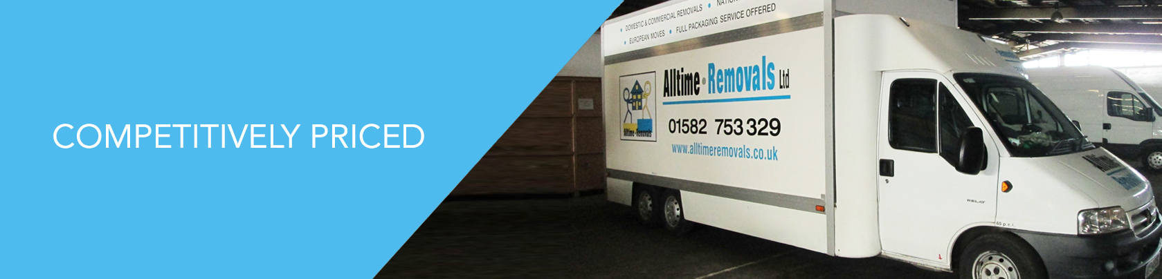 Competitively Priced Removals